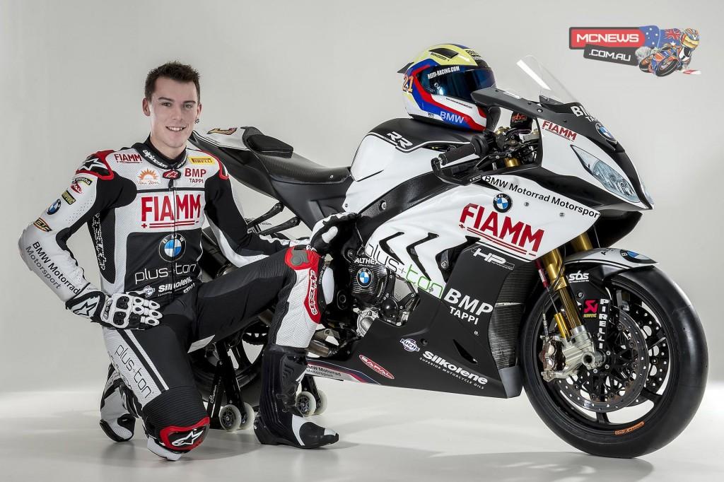 Markus Reiterberger - Althea BMW Racing Team - WorldSBK 2016