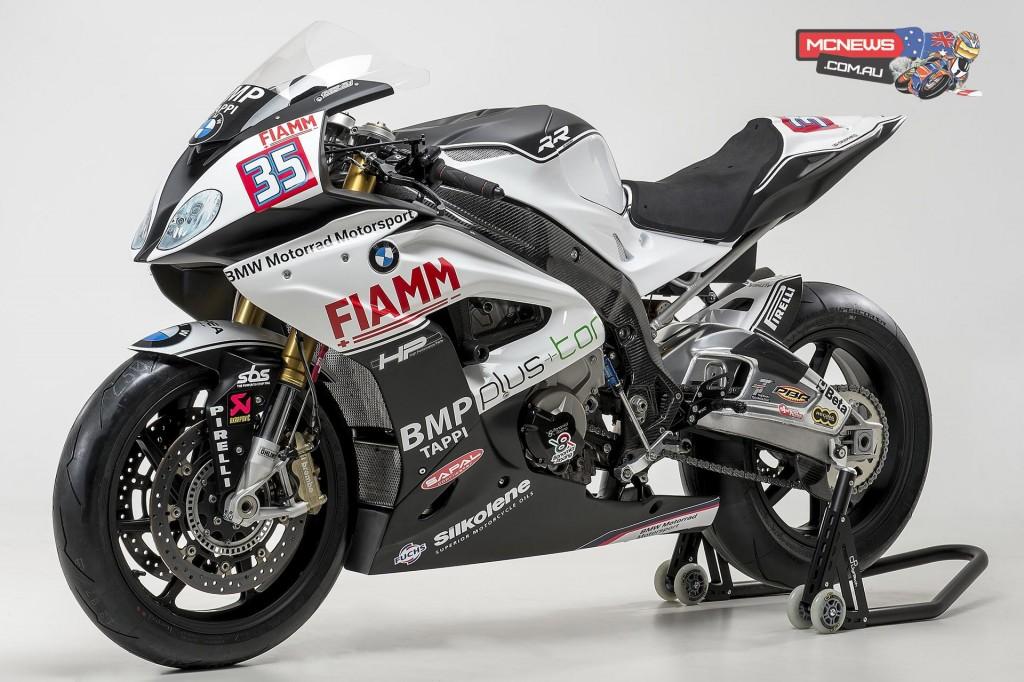 Raffaele De Rosa - Althea BMW Racing Team - World Superstock 1000 2016
