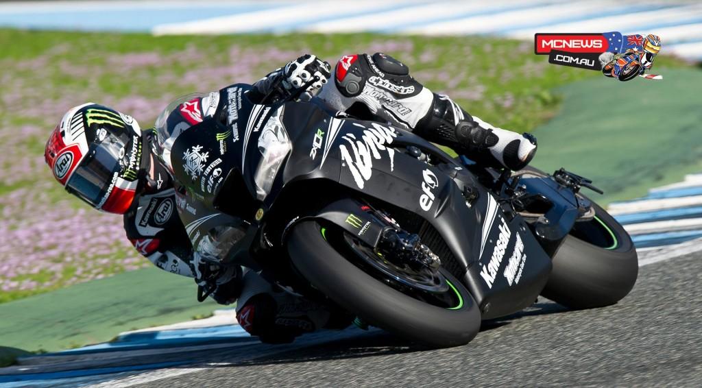 WorldSBK 2016 - Jerez Test Jan - Image by KRT - Jonathan Rea