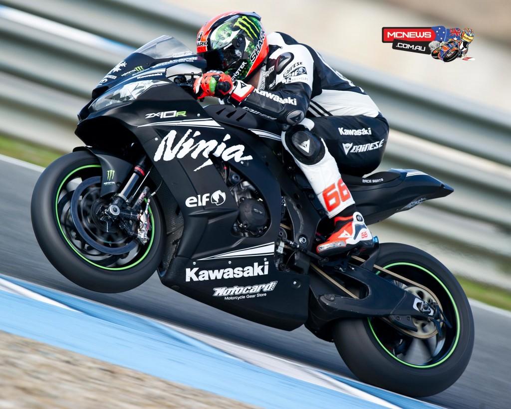 WorldSBK 2016 - Jerez Test Jan - Image by KRT - Tom Sykes