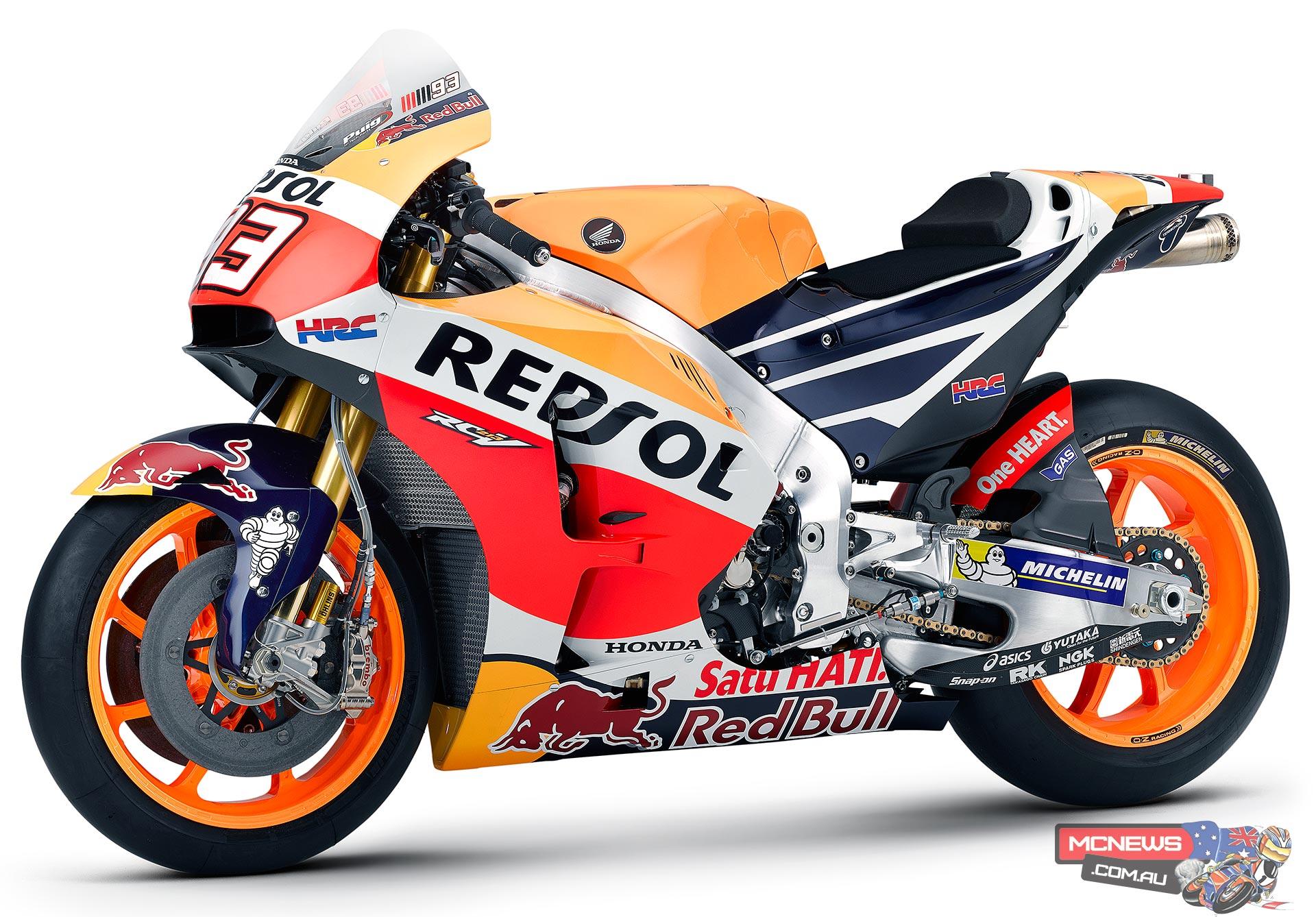 2016 Honda RC213V MotoGP