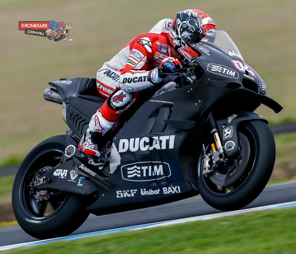 MotoGP 2016 - Phillip Island Test February - Andrea Dovizioso