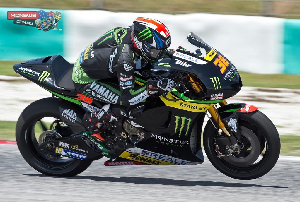 MotoGP 2016 - Phillip Island Test February - Bradley Smith