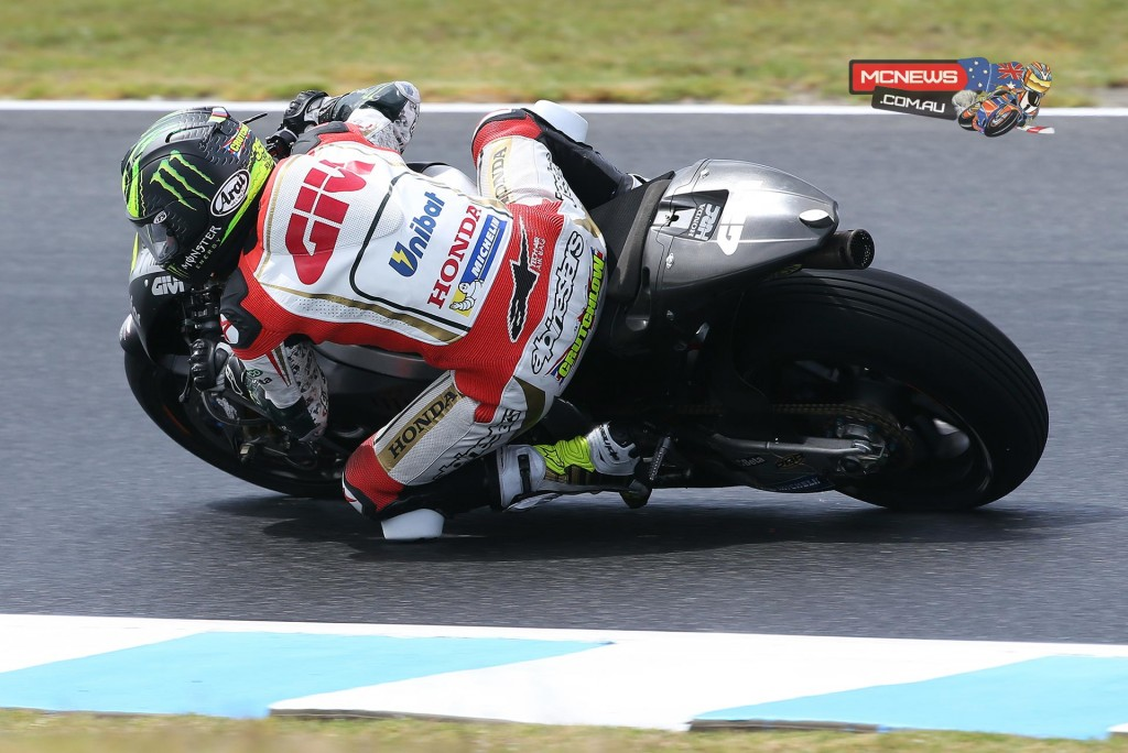 MotoGP 2016 - Phillip Island Test February - Cal Crutchlow