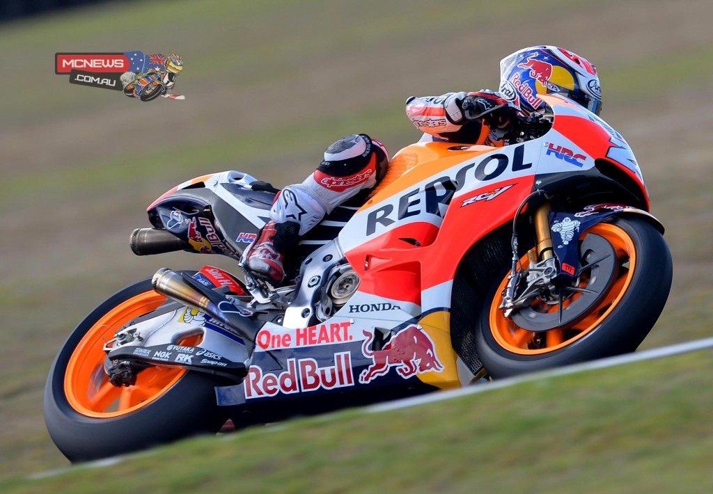 MotoGP 2016 - Phillip Island Test February - Dani Pedrosa