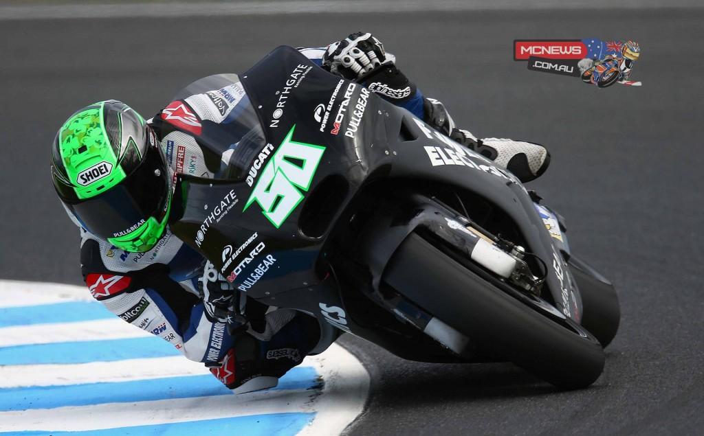 MotoGP 2016 - Phillip Island Test February - Eugene Laverty
