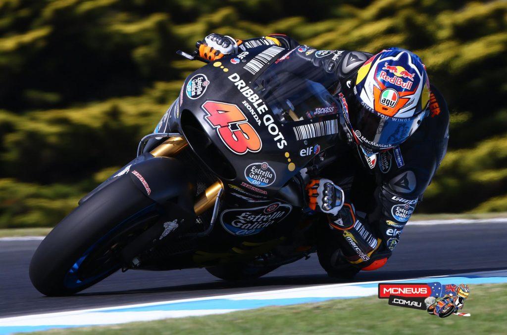 MotoGP 2016 - Phillip Island Test February - Jack Miller