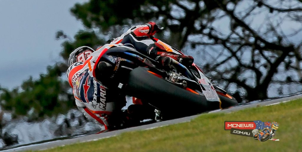 MotoGP 2016 - Phillip Island Test February - Marc Marquez