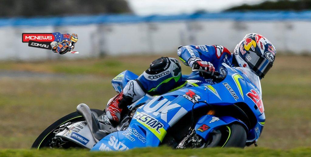 MotoGP 2016 - Phillip Island Test February -Maverick Vinales