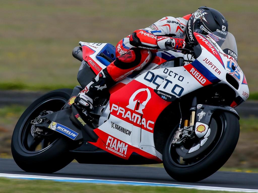 MotoGP 2016 - Phillip Island Test February - Scott Redding
