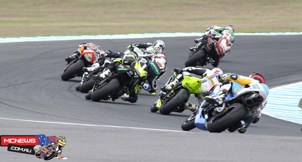 Supersport - ASBK 2016 - Round One - Phillip Island - Image by Cameron White