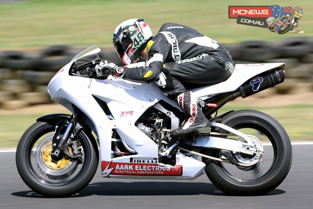 Australian Superbike Test - February 2016 - Phillip Island - Image by Mark Bracks - Alex Phillis