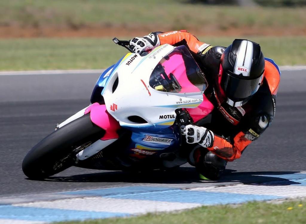 Australian Superbike Test - February 2016 - Phillip Island - Image by Mark Bracks - Brayden Elliott