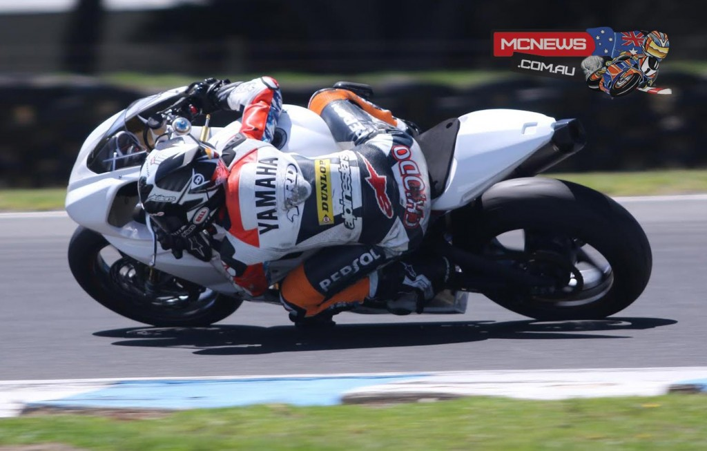 Australian Superbike Test - February 2016 - Phillip Island - Image by Mark Bracks - Mark Chiodo