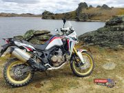Honda Africa Twin - Image by Trevor Hedge