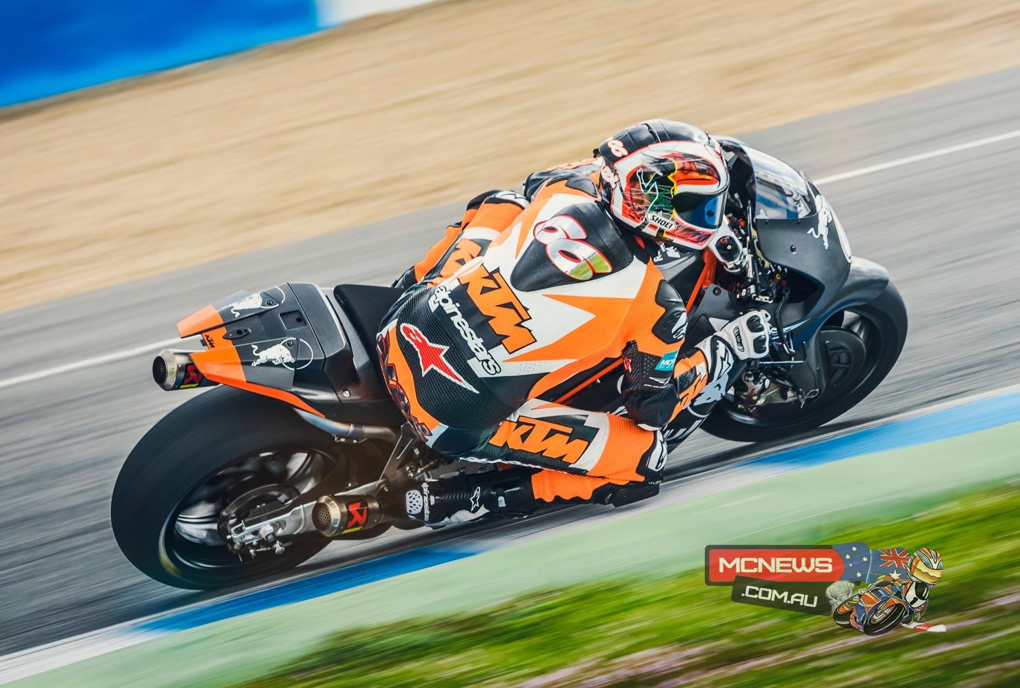 KTM MotoGP 2016 - Alex Hofmann