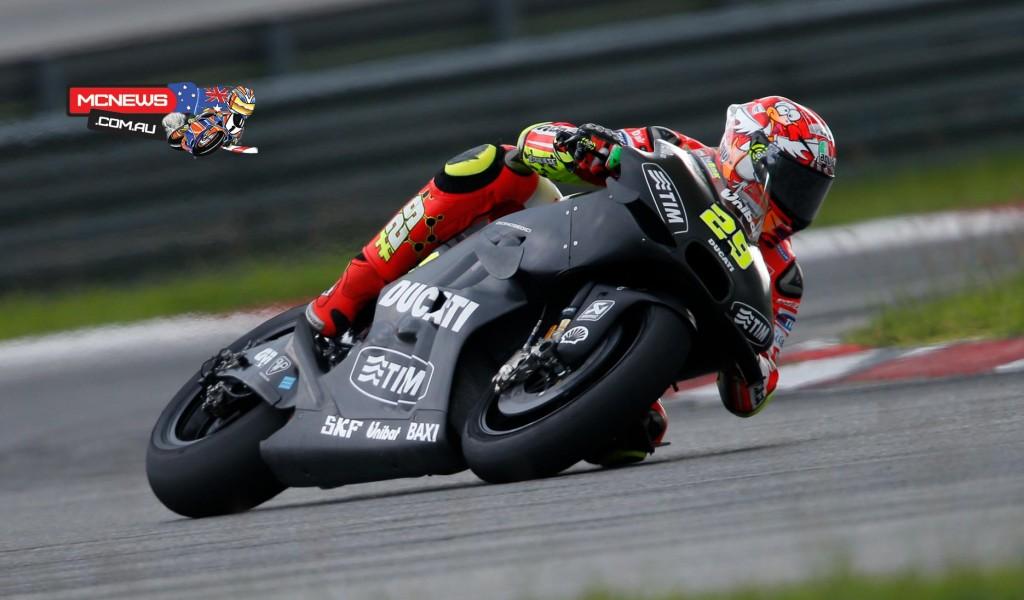 MotoGP Sepang Test 2016 - Andrea Iannone