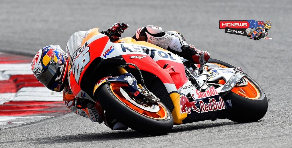MotoGP Sepang Test 2016 - Dani Pedrosa