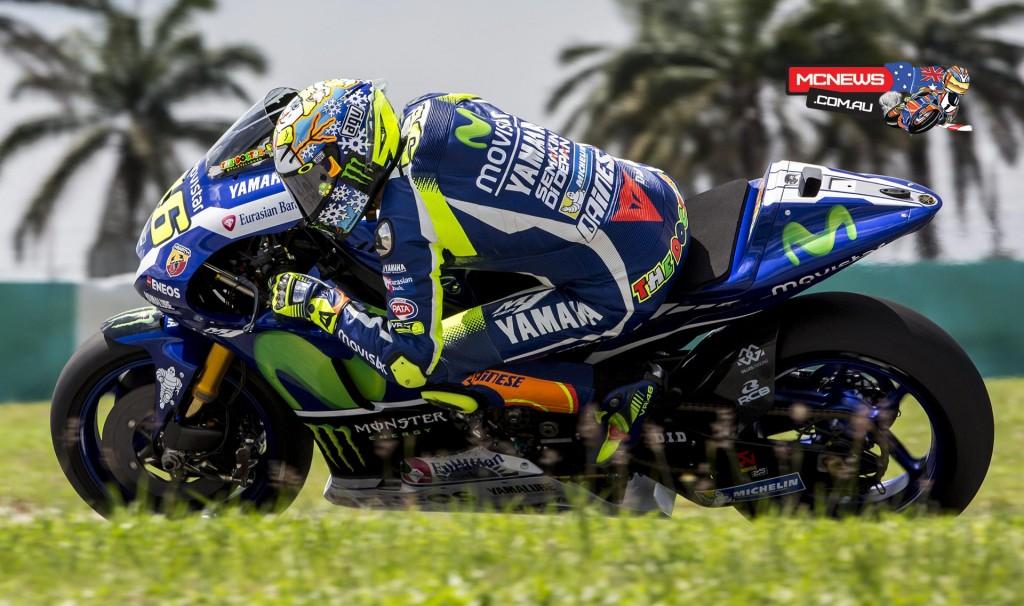 MotoGP Sepang Test 2016 - Valentino Rossi