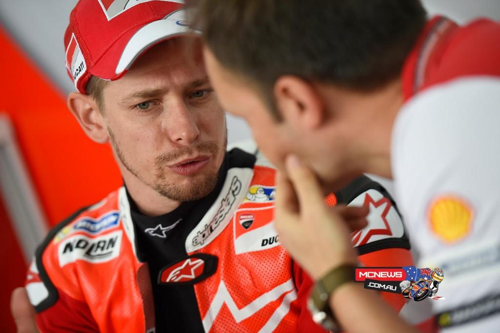 MotoGP Sepang Test 2016 - Casey Stoner