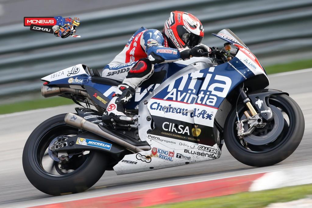 MotoGP Sepang Test 2016 - Hector Barbera