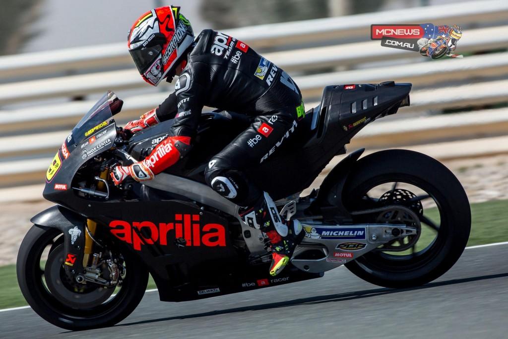 Aprilia RS-GP 2016 - Alvaro Bautista