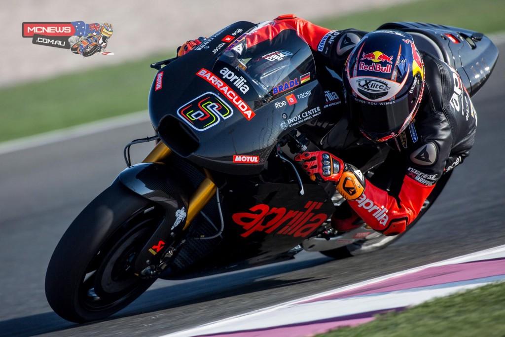 Aprilia RS-GP 2016 - Stefan Bradl