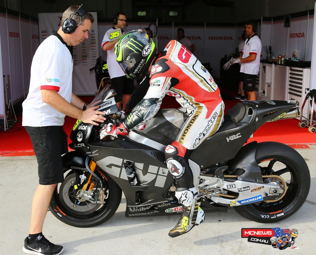 MotoGP Sepang Test 2016 - Cal Crutchlow - Image by AJRN
