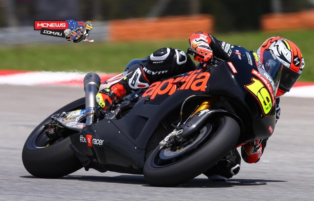 MotoGP Sepang Test 2016 - Alvaro Bautista