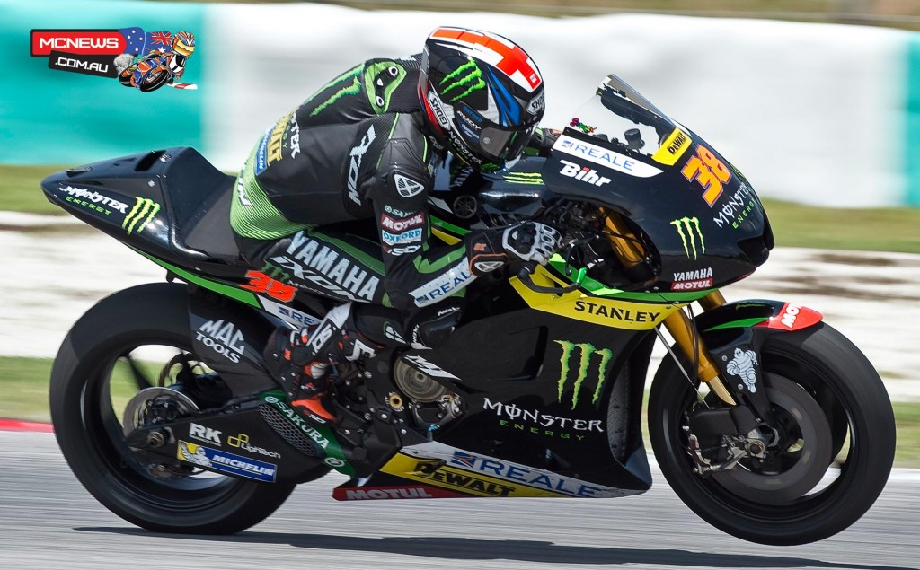 MotoGP Sepang Test 2016 - Bradley Smith