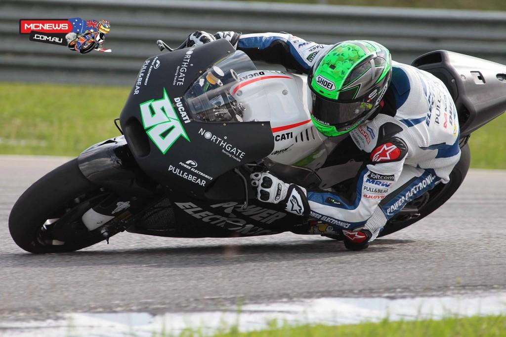 MotoGP Sepang Test 2016 - Eugene Laverty