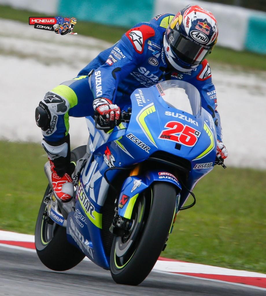 MotoGP Sepang Test 2016 - Maverick Vinales