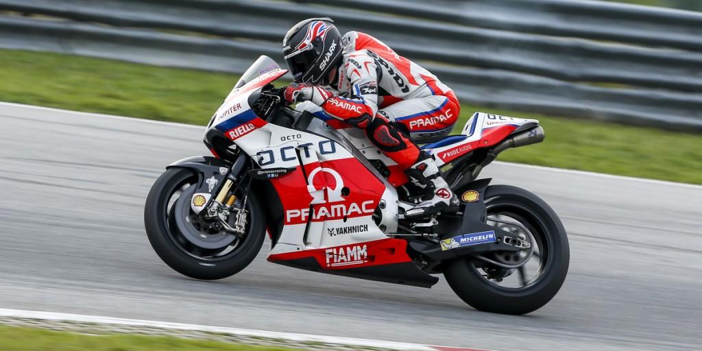 MotoGP Sepang Test 2016 - Scott Redding