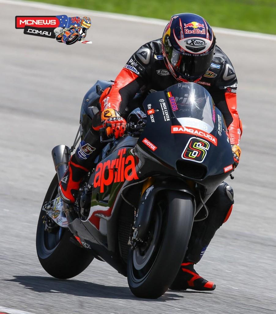 MotoGP Sepang Test 2016 - Stefan Bradl