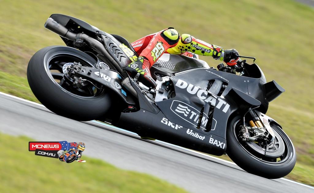 MotoGP 2016 - Phillip Island Test February - Andrea Iannone