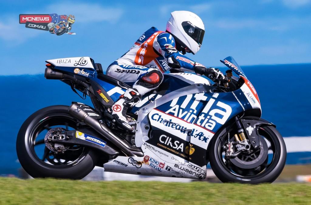 MotoGP 2016 - Phillip Island Test February - Hector Barbera