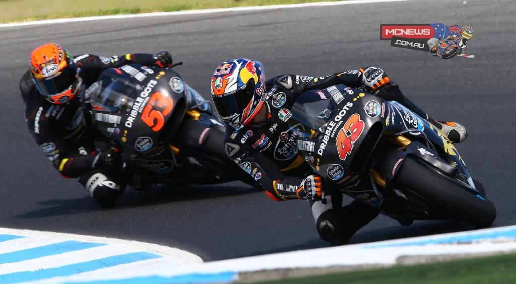 MotoGP 2016 - Phillip Island Test February - Jack Miller and Tito Rabat