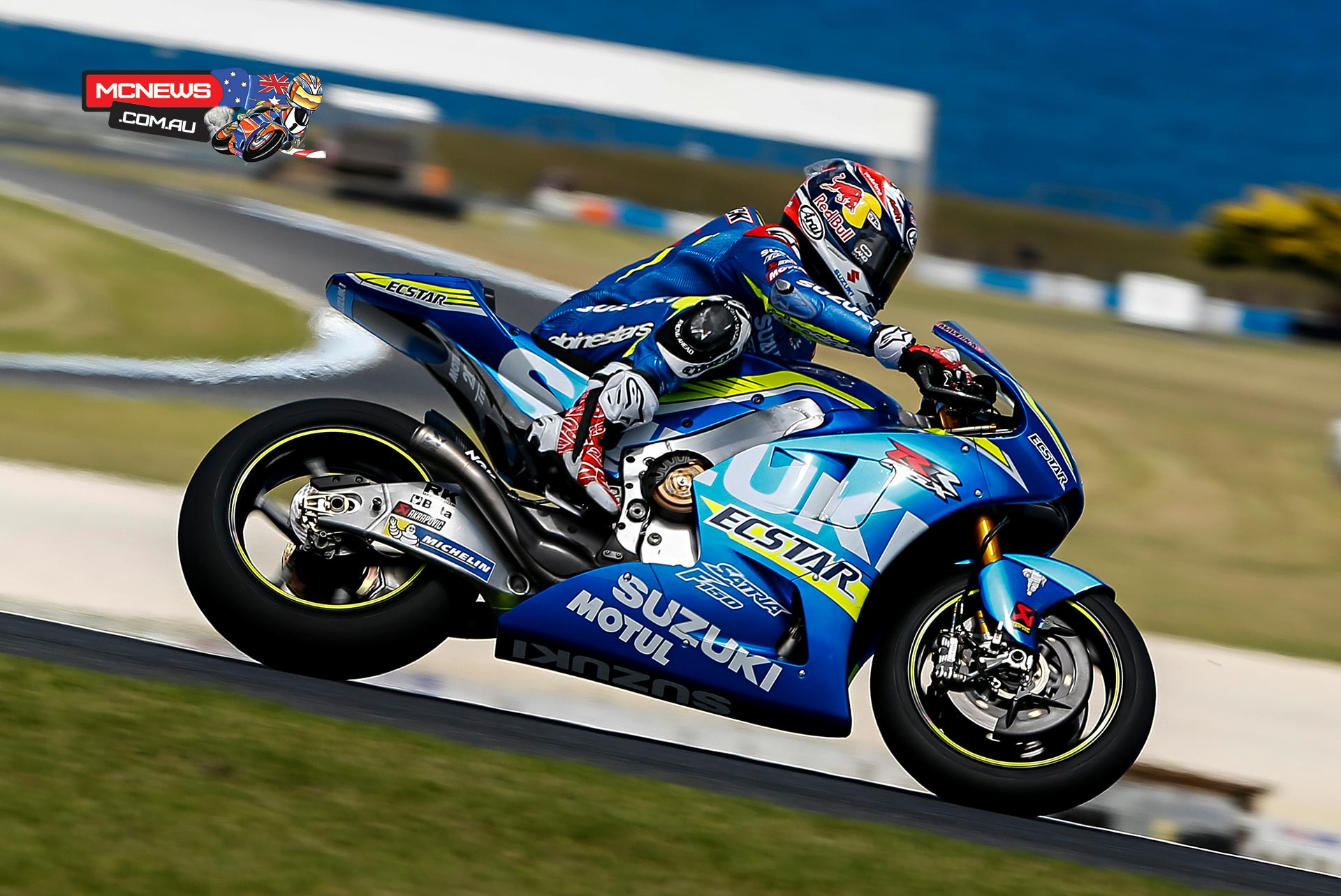 MotoGP 2016 - Phillip Island Test February - Maverick Vinales
