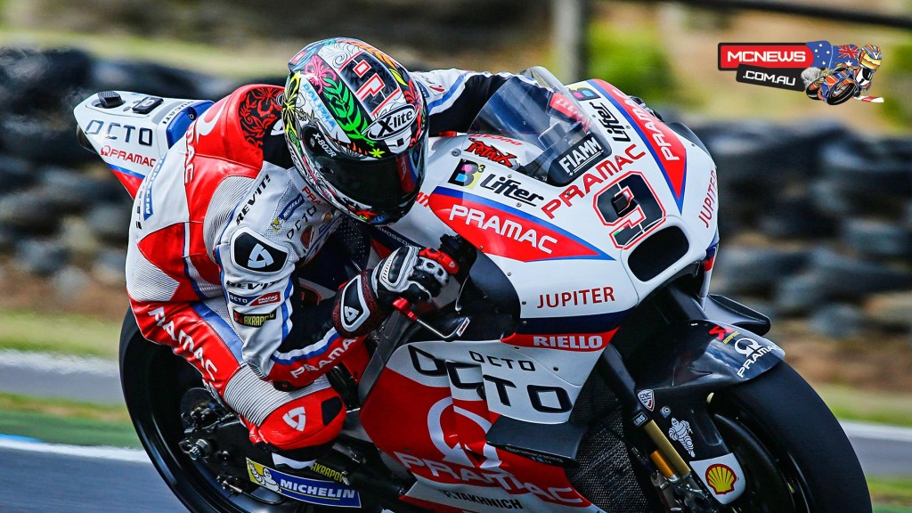 MotoGP 2016 - Phillip Island Test February - Danilo Petrucci