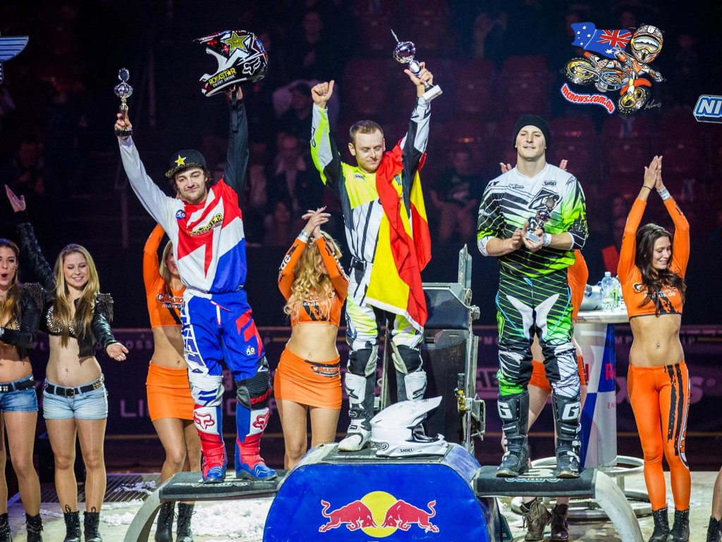 Night of The Jumps - Friday Podium