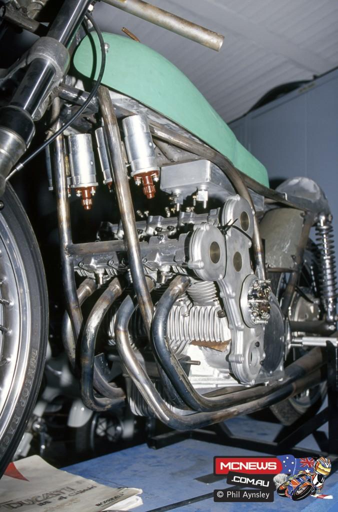 Ducati 125/4 - Image by Phil Aynsley