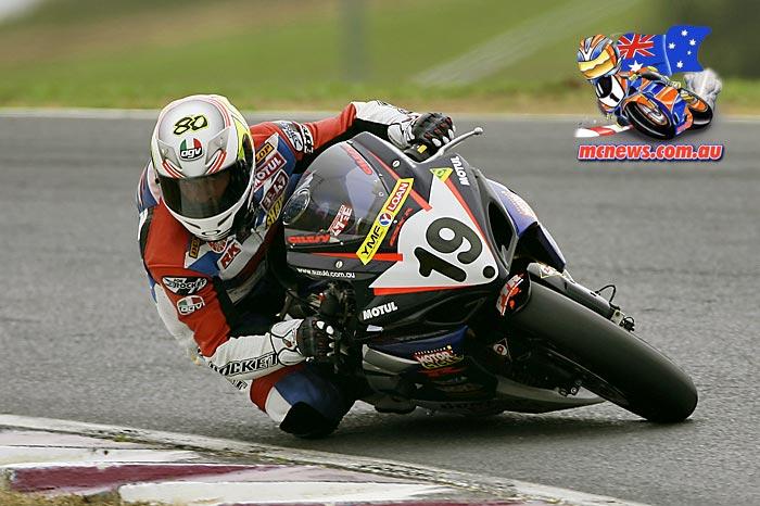Shawn Giles 2007