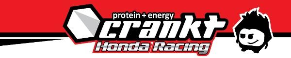 Crankt Protein Honda Racing