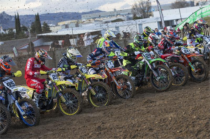 The SuperFinal start at Valencia