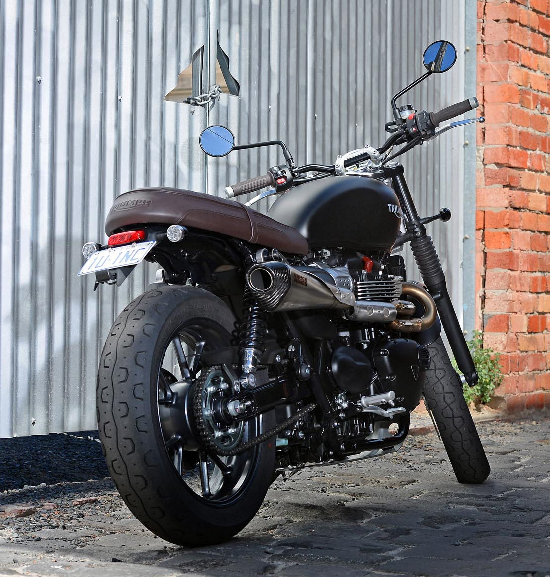 2016 Triumph Street Twin Review Launch Test Motorcycle News Sport And Reviews