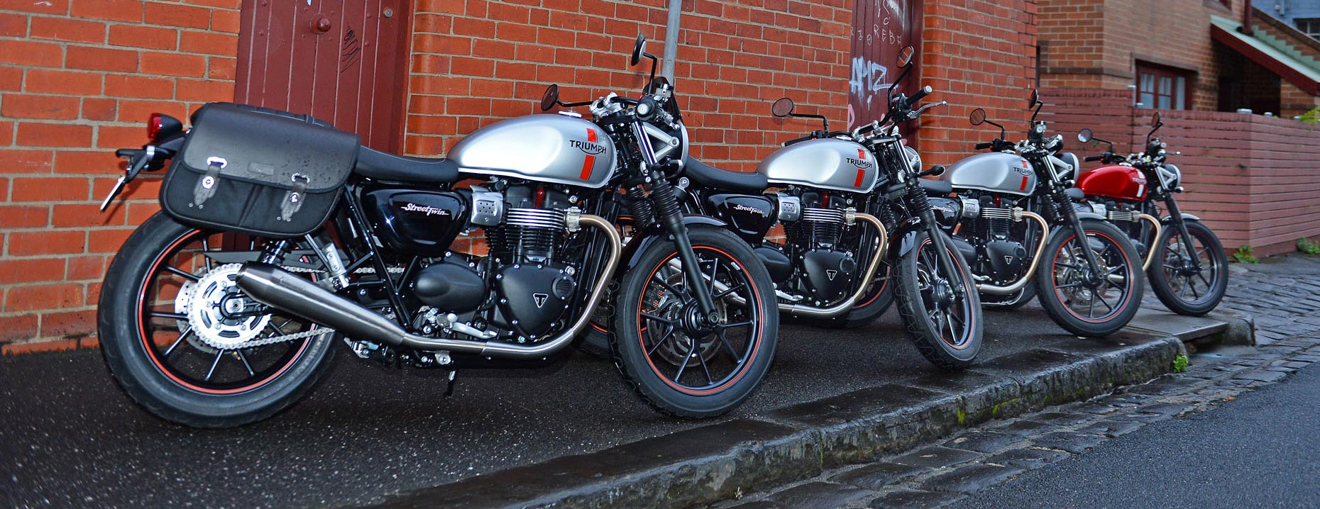 Triumph Street Twin Review Launch Test Mcnewscomau