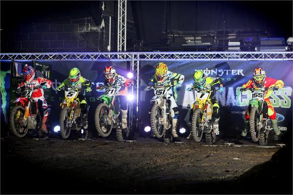 UK Arenacross Hit Newcastle last weekend