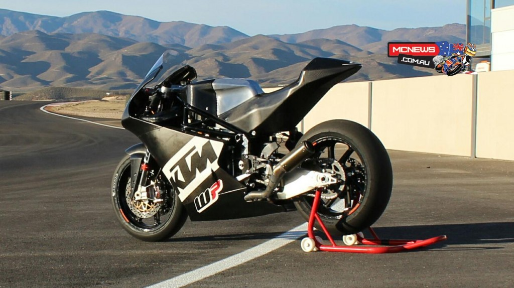WP Racing develop new chassis for Moto2