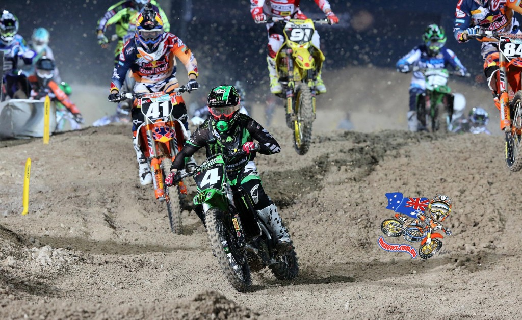 World MX 2016 - Round One - Qatar - Ferrandis