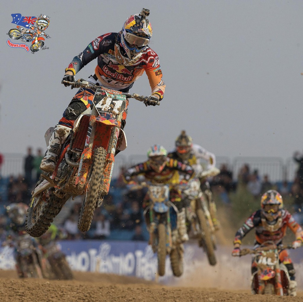 World MX 2016 - Round One - Qatar - Pauls Jonass